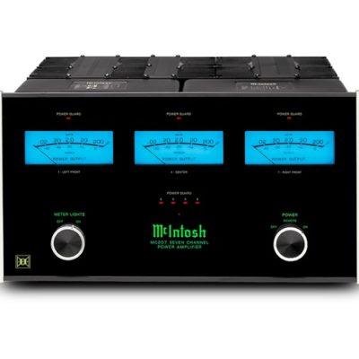 Amplificateurs multicanaux